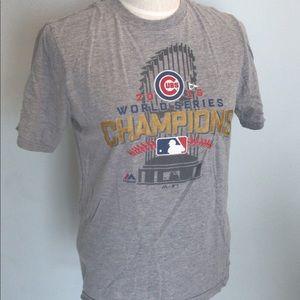 Tops - Chicago Cubs Women's Tee Shirt